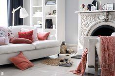 Salon styl Prowansalski - zdjęcie od H&M Home - Salon - Styl Prowansalski…