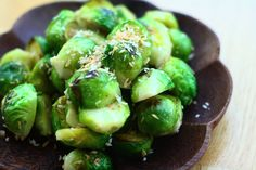 Joyous Health - Brussels Sprouts with Toasted Coconut Quinoa Stuffed Peppers, Stuffed Sweet Peppers, Cooking Brussel Sprouts, Brussels Sprouts, Joyous Health, Healthy Recepies, Holistic Nutrition, Toasted Coconut, How To Cook Quinoa