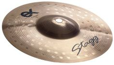 Stagg EX-SM10B 10-Inch EX Medium Splash Cymbal by Stagg. $40.25. Stagg 10 InchEX Medium Splash Cymbal. Save 33% Off!