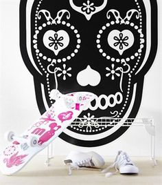 wallsticker - fra IKEA