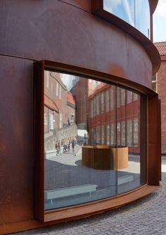 School of Architecture, Royal Institute of Technology by Tham & Videgård Hansson Arkitekter in Stockholm, Sweden