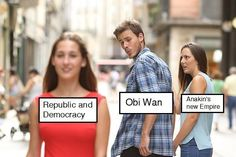My allegiance is to the republic, to democracy