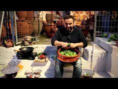 """Δροσερή Συνταγή Σαλάτας με Κρις Κρις """"Τόστιμο!"""" από τον Β. Καλλίδη - YouTube Videos, Youtube, Youtubers, Youtube Movies"""