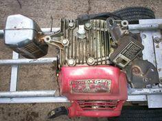 Briggs 5 Hp Alky Kart Engine Dyno 7x Cam Fresh Build, Bench Started, Ready To Go Go Kart Motor, Go Kart Engines, Honda, Engineering, Bench, Fresh, Technology, Desk, Bench Seat