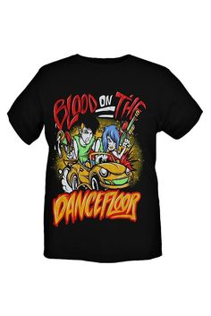 BLOOD ON THE DANCE FLOOR... i need thiss :)