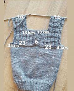Best 12 – Page 296885800437607768 – SkillOfKing.Com - AmigurumiHouse Sweater Knitting Patterns, Easy Knitting, Knitting Stitches, Knitting Designs, Afghan Crochet Patterns, Crochet Baby Boots, Knit Baby Dress, Knit Crochet, Baby Vest