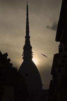 La Mole Antonelliana #Torino #magica #architecture