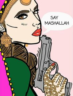 When you live another year just to be the same petty, bitchy person you were las. Calligraphy Quotes Doodles, Indian Illustration, Pop Art Drawing, Pop Art Girl, Truck Art, Graphic Artwork, Feminist Art, Brown Girl, Indian Paintings