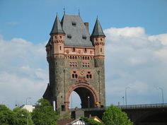 Worms, Germany.  This historic city, the site of Martin Luther's 95 thesis, is worth a visit.  The town is small, but taking a quick tour by foot will show you the most important sites of the Protestant reformation.