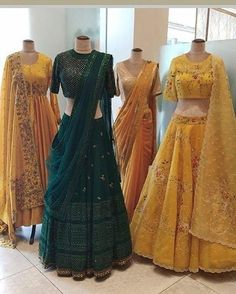 Attending Sangeet Soon? Shop These Inspired Hand Work Lehenga Cholis By Aynaa 👗 Indian Wedding Gowns, Indian Gowns Dresses, Indian Bridal Outfits, Indian Weddings, Punjabi Wedding, Evening Dresses, Lehenga Choli Wedding, Red Lehenga, Anarkali