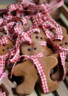 Where Your Treasure Is: Cinnamon Salt Dough Ornaments