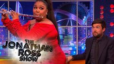 Lizzo Can Play The Flute While Twerking - The Jonathan Ross Show The Jonathan Ross Show, Flute, Play, Youtube, Flutes, Tin Whistle, Youtubers, Youtube Movies, Transverse Flute