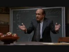Danny DeVito Explaining Value Investing -- Benjamin Graham Style (Other People's Money)