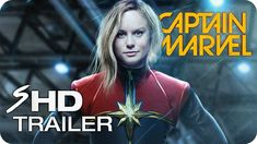 Marvel Studios Captain Marvel Movie – Brie Larson Teaser Trailer (Fan Made) A pretty well made Marvel Studios Captain Marvel Movie Teaser Trailer – Starring Brie Larson (Fan Made) .Coming Soon. Footage shown was an exclusive from Comic Con. Funny Vidio, Captain Marvel Trailer, Latest Hollywood Movies, Movie Teaser, Hd Trailers, 2018 Movies, Brie Larson, Official Trailer, Tv Videos