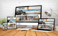 11 best wordpress themes for quick creation of a travel website Website Design Services, Website Development Company, Web Development, Social Media Marketing Agency, Digital Marketing Services, Marketing Branding, Business Marketing, Frases Friends, Well Designed Websites
