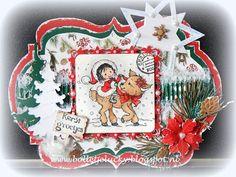 Bolletje+Lucky:+Kerstgroetjes.../Christmasgreetings..