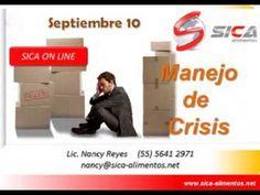 Participe en línea del Curso de Manejo de Crisis http://www.sica-alimentos.net/#!curso-manejo-de-crisis/c1n44