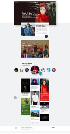 SMTOWN – crafik Event Banner, Web Banner, Web Layout, Layout Design, Free Banner Templates, Best Banner Design, Peek A Boo, How To Make Banners, Ui Web