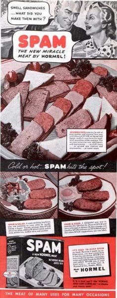 Spam ad