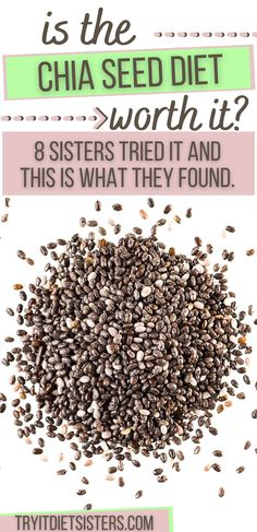 8 Sisters tried Chia Seeds to lose weight - is it worth it? The healthy and omega rich super foods should be a part of every diet! try out these great recipes now to lose weight fast. I want to show you how to use chia seeds for weight loss. I love these fat burning recipes for weight loss using chia seeds. These chia seed drink recipes include lemon and yogurt for diet results. See more at tryitdietsisters.com. Chia Seed Diet, Chia Seeds, Fat Burning Tips, Fat Burning Foods, Diet Plans To Lose Weight, How To Lose Weight Fast, Chia Gel, Chia Seed Breakfast, Vanilla Recipes