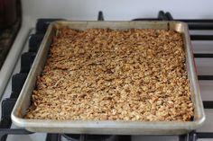 Granola Clusters   Kimmy's Bake Shop