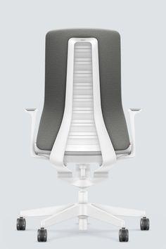 PURE INTERIOR Edition 09 #Grau. Mehr Design für dein #HomeOffice. Mit einer vielfältigen und hochwertigen Stoffauswahl und ihrem ergonomischen Design vereint die PURE INTERIOR Edition bequemes und ergonomisches Sitzen. Das Design und die Farbgebung des PURE machen ihn zu einem optischen Leichtgewicht. Farblich abgestimmt bringt er sich in das Home Office ein und kann sich gleichzeitig zurücknehmen. #schreibtischstuhl #produktivität #interiordesign #Stoff #ergonomie #interstuhl Home Office, Pure Home, Designer, Interiordesign, Pure Products, Furniture, Home Decor, Office Chairs, Vehicle