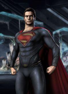 Man of Steel DLC, Superman Skin for Injustice: Gods Among Us  - flygirlgamers.com