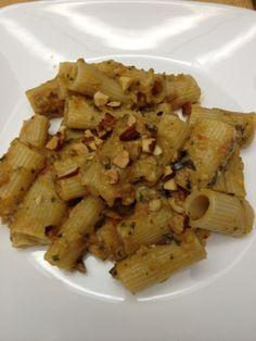 Rigatoni with Eggplant Purée