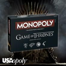 game of thrones monopoly board ebay