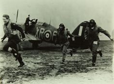 "October 8, 1940: No. 71 Squadron RAF, ""Eagle Squadron"" is formed, comprising American volunteers."