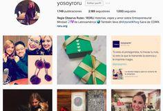 Contando y compartiendo una historia… en social media – Roru