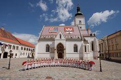 St. Mark's church | Zagreb | Croatia