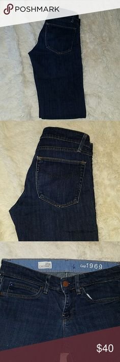 GAP jeans GAP 1969 Jeans like new condition GAP Jeans Skinny