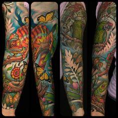 Curtis @ Tribal Rites Tattoo