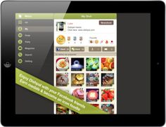 DishPal For iPad Arrives, A Way To Share Great Tastes With Others Around The World [by AppAdvise]