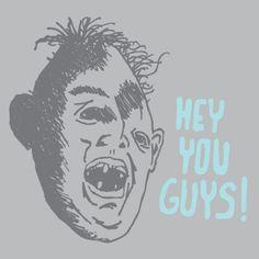 "Sloth The Goonies ""Hey You Guys!"""