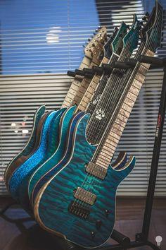 Skervesen Guitars Raptor Mayones Guitars Basses: Duvell Evertune BlacKat Guitars Leon  Daemoness Guitars: Cimmerian Jackson Guitars - Official! Custom Shop Dinky Decibel Guitars Javelin Db1 Vigier Guitars Excalibur Special