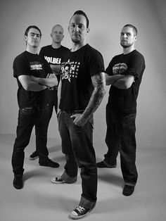 Volbeat- one of my new favorite bands