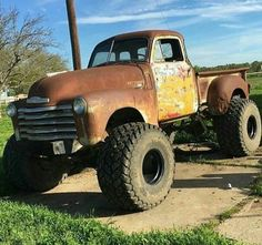 50 Best Old Jacked Up Pickups Images In 2019 Pickup Trucks Chevy