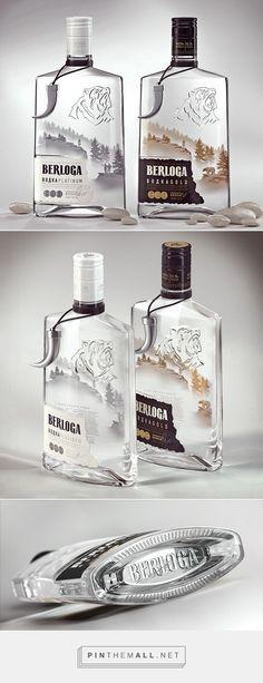 Beverage Packaging, Bottle Packaging, Brand Packaging, Packaging Ideas, Packaging Design, Label Design, Alcohol Bottles, Liquor Bottles, Glass Bottles