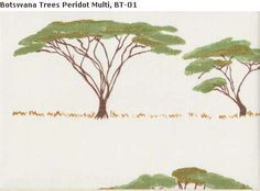 The Africa Collection-Botswanna Trees for George!Brunschwig Skok