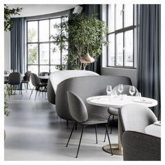 GamFratesi - The Standard [Copenhagen, 2014] + chair for Gubi