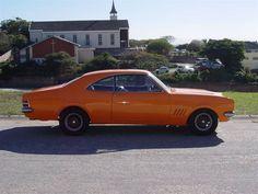 1969 Holden Bathurst Monaro