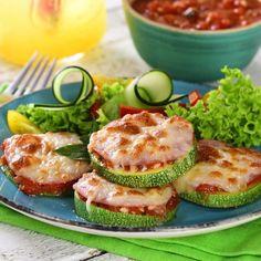 Pizza de Calabacita Salmon Burgers, Quiche, Cravings, Keto, Ethnic Recipes, Food, Snack, Yummy Yummy, Gluten