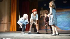 Twelfth Night by Shakespeare in Action Summer Camp for Kids 2014