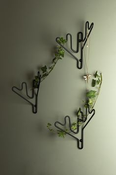 Twig Hanger is part of our Nature Collection and a stylish hanger. Made of recycled metal wire and with the outlines of a twig, it's safe to say it is inspired by nature.  Material: Powder coated metal wire  Manufactured: Sweden Nature Collection, Outlines, Sweden, Hanger, Recycling, Powder, Wire, Inspired, Living Room