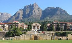 The University of Cape Town (South Africa) is considered one of the best universities in Africa.
