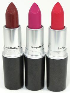 MAC Retro Matte Lipstick Collection Review, Photos, Swatches