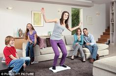 Forget your Wii workout - just do a bit of dusting instead