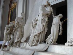 Cenotaph of Marie Christine of Austria by Antonio Canova, 1805, in Vienna